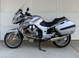 2007 Moto Guzzi Norge